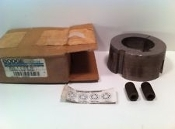 "Vehicles & Parts > Vehicle Parts & Accessories > Motor Vehicle Parts > Transmission Parts Dodge 117124 Taper-Lock Bushing. New. 3020 X 2 3/8"" KW. Taper-Lock Bush. 782475082538. 4011989964. 0017. 483719380. T3660. 2 X3/8"" Bore. Siemens."