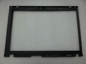 "IBM Lenovo ThinkPad 42W2445 LCD Front Bezel Cover 14.1"" T61 R61 Series with web Cam hole. 42W2715. Used. Works great."