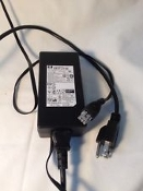 HP 0957-2146 AC Power Adapter. HP Printer. Refurbished. 32V 940mA, 16V 625mA. V03189. Bestec BPA-8040WW-1 Rev. A.