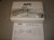 APC CPW037 Beeper Cable Assembly 7P 3.5MM Plug to Conn. New. American Power Conversion. 3EM11078AC. 940-0269A. 731304241980. 990-2261B. 7 Pin.