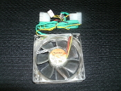 Thermaltake TT-8025 DC Brushless Case Fan. AB025L12S. New. Clear case fan. DC 12V. 0.16AMP(R). Clear Case Fan. IDE Connectors. Sleeve bearings. LED fan. 80MM X 80MM X 25MM.