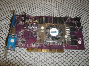 PNY 751492229454 GeForce. Video Card. Refurbished. VCGFX52PPB 128MB PCI Video Card FX5200. FX 5200. GF05200PUD12G-M. No driver CD. It can be found on the internet. Pulled from my computer.