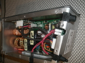 Power-One LU201U000FCD Power Supply. New. Rev.C. +/- 19-60 VDC, 22A. Power Supply for Build-in. LR87168. 10CH48096497.
