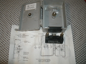 GTE Signal Circuit Protector Box CP-506. New. 141205. Gray Plastic. CP506.
