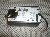 Delta Controls 271590 Controller. Refurbished. Input Power: Class 2 AC 24V, 50/60Hz 2VA. IP54 -32T55 C, NEMA 2 44 lb-in. 0822 057.