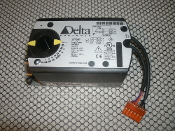Delta Controls 271591 Controller. Refurbished. Input Power: Class 2 AC 24V, 50/60Hz 2VA. IP54 -32T55 C, NEMA 2, 44 lb-in.