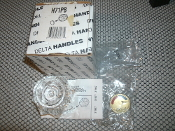 Delta H71PB. One Large Monitor Clear Handle. New. 034449361675.