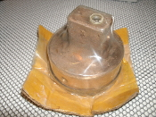 Brass 22059A Plug. New. 22060. It may be bronze. Four bolts on the bottom. Very heavy. Brand: Unknown.