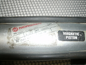 Norgren Magnetic Piston. ND043. Refurbished. Max. PSI: 150. B98 UR. ND043-N20-. Two Pistons. Re-grease before use.