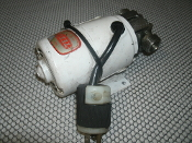 Teel 1P579E Pump. Used. 115 V AC, 60Hz. Intermitent. 3 Prong Power.
