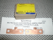 Square D 9998SO32 Overload Relay Jumper Strap Kit. New. Schneider Electric. 9998S032. OEM Package. 785901862628