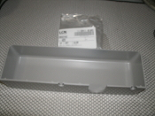 LCN 4020-72-L Cover. Aluminum. 530411-00 0001. Smoothee. 4020-72-LH. 4020-72-L A. LCN Closers. Plastic. 5304110000010000.