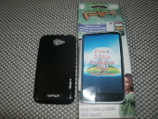 HTC One X Case. New. Black Case. HTC One X S720e Endeavor Edge Supreme. 60145. 694155601450.