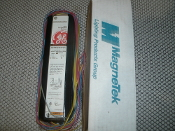 General Electric MagneTek B232SR277V5 Electronic Ballast For Use With (2) F32T8 Lamp (s). New. 043168801416, B232SR277V50GEI. 277 Volts. 60 Hz. Two Lamp Rapid Start Dimming Electronic Ballast.