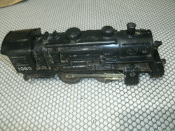 Lionel Locomotive 1060. Black. Used.