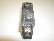 Siemens Q115 Circuit Breaker. 15 AMP. 120/240 Volt AC. 1 Pole. 783643148185. 60Hz. Refurbished.