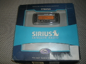 Sirius Satellite Radio Stratus SV3-TK1R Plug & Play Car Kit. 120-0167. 884720010378. SV3-TK1R. New.