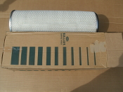 Sullair 250007-839 Air Intake Filter. New. Pleated Media Element Air Intake Filter.