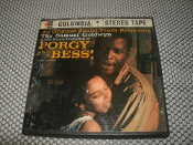 Porgy and Bess. OQ 330. 4 Track Tape. Motion Production. Sound Track Recording. Columbia. Stereo Tape. OQ330.