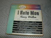 I Hate Men By Nancy Walker. Used 4 Track Tape. S32. With Sid Bass and his Orchestra. Tandberg Presents SMS. 4 Track Tape. Used.