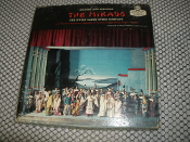 The Mikado. Gilbert and Sullivan. LOH-90001. The Town of Titipu by W.S. Gilbert and Arthur Sullivan. The D'oyly Carte Opera Company.
