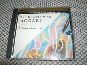 The Entertaining Mozart. Divertimenti. 074646433225. Infinity Digital. Used. DDD. QK 64332. 445 555-2.