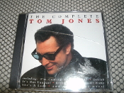 The Complete Tom Jones. CD. 0208314645286. Used. CRC. 1992. P2-44322.