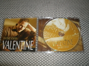 Valentine By Jim Brickman. 795041767028. Used CD. SLG Music. SLG 17670. 2007.