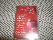 Christmas With The Stars. Cassette Tape. 079892654943. Used. BT 26549. Sony Music.