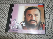Pavarotti Amore. Luciano Pavarotti. G2 36719 LH. Romantic Italian Love Songs. Used CD. London. CRC. 0208314550222. 020831455022. 436 719-2.