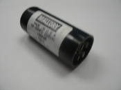 Mallory Motor Starting Capacitor 18004B 50-60MFD. Refurbished. 220VAC. 60HZ. 235-0012-01. 4 Connectors.