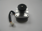 Astrosyn Stepper Motor with Gear. 16PY-Q204-05. Refurbished. T1309-01. Minebea CO.