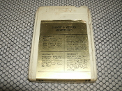 Country and Western Greatest Hits. No. 129. Vol. 5. Used. 8 Track Tape. 129.