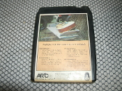 Faron Young and Kitty Wells. 8 Track Tape. TC-932-LDX. ARTO Records and Tapes. Used. 1973. 3 1/4 IPS. TC932LDX.