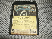 Six Days of the Road. Phantom 309. Used. 8 Track Tape. C-980-L. C980L.
