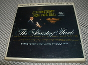 The Shearing Touch. ZT-1472. Used. 4 Track Tape. 7 1/2 IPS. Magnificent Performances of Great Piano Favorites. String Choir Conducted by Billy May.