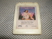 Donna Summers: On The Radio. Greatest Hits. Vol. l and ll. Used. 8 Track Tape. NBL8. 2-7191. S 244079. Casablanka Records and Filmworks. NBL8 2-7191. S244079.
