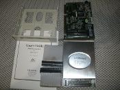 Litronic PCMCIA Card Drive Kit. New. 82C365G. Omega Micro Board. Ribbon Cables. No Software. INT-EXT-101-B.01. 6 94V-o9637.