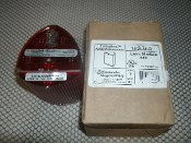 Edwards Signaling 102LM-R Lens Module. Red. New. 782640504055. Triliptical Adaptabeacon. Sub-Assembly. P/N: 3100700.