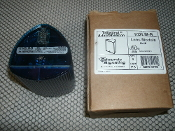 Edwards Signaling 102LM-B Lens Module. Blue. New. 782640504024. Triliptical Adaptabeacon. Sub-Assembly. P/N: 3100700.
