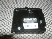 Siemens 783643263420 20AMP Single Pole Breaker. 120 Volt. Refurbished. 397. B120.