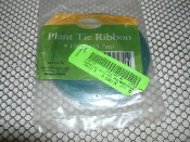 Panacea 89790 Plant Tie Ribbon. 150 Foot. (45.7m). New. 093432897904. Retail Package.