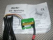Kele AQS.0066 Aqua Switch Water Level Switch 24V AC/DC 5 Foot Lead. New. IPX7. AQS.00661. 5A. 250V. 5 Wire. LAB-2153.