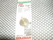 Coleman Filler Cap. 220C1401. New. This Replacement Filler Cap Fits All Models of Coleman Campstoves and Lanterns. 076501002478.