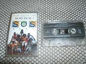 SOS Band. The Way You Like It. Cassette Tape. BT-20315. Used. CBS. 07989203154.