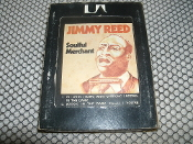 Jimmy Reed. Soulful Merchant. OR-149. 8 Track Tape. Used. OR149. Sierra Records and Tapes.