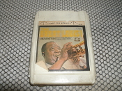 The Great Louis! Used. 16381. Louis Armstrong. Used. 8 Track Stereo Tape. BC 8-16381. Audiopak.