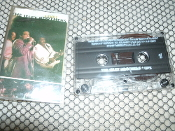 The Isley Brothers. Live. Cassette. 075596153843. Used.