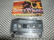 Barry White. Put Me In Your Mix. Cassette. 75021 5377 4. A&M Records. 075021537743.