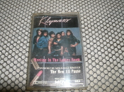 Klymaxx. Meeting in the Ladies Room. Cassette Tape. MCAC 25980. MCA Records. 076742598044. Contains: The Men All Pause. Used.